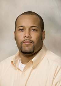 Portrait of Dr. BJ McClenton