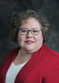 Portrait of Ms. Penny Johnson Parmer