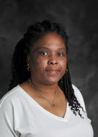 Portrait of Ms. Kendra Mae Holmes
