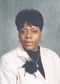 Portrait of Ms. Jacqueline Harmon
