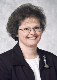 Portrait of Ms. Peggy Rutland