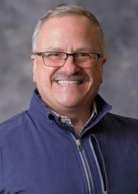 Portrait of Dr. James M. DelPrince