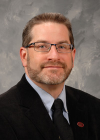 Portrait of Dr. Andrew Joseph Kouba