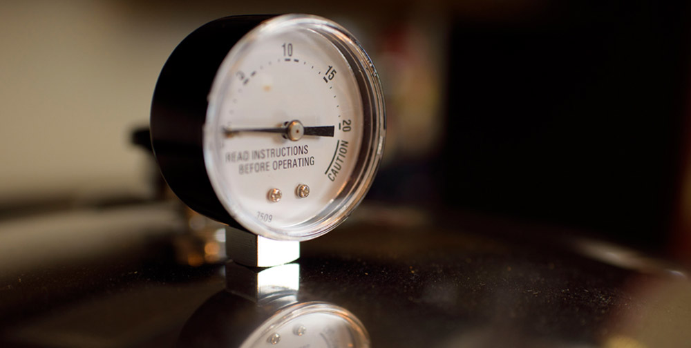 Pressure cooker thermometer