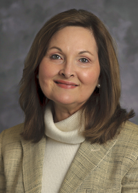 Portrait of Dr. Julie C. Parker