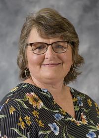 Portrait of Ms. Barbara Ann Rigdon