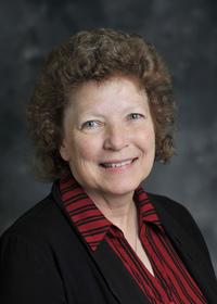 Portrait of Ms. Patricia D. Cross