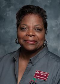 Portrait of Ms. Pam Johnson