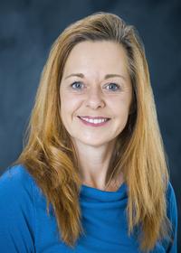 Portrait of Ms. Holli Michelle Mitchell