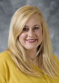 Portrait of Ms. Amanda Diane Skinner