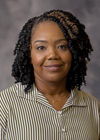 Portrait of Ms. Malikah Usha Jones