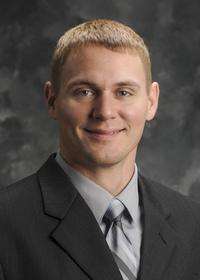 Portrait of Dr. Brendan Zurweller