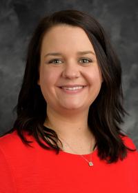 Portrait of Ms. Tara C. Nicholson
