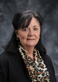 Portrait of Ms. Mary Ellen Theresa Hester