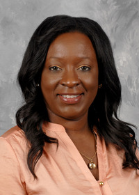 Portrait of Ms. Katrina M. McCalphia