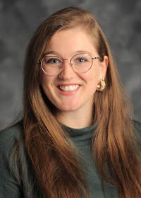 Portrait of Ms. Bobbie Jo Bensaid