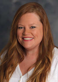 Portrait of Ms. Sara Harper Johnston