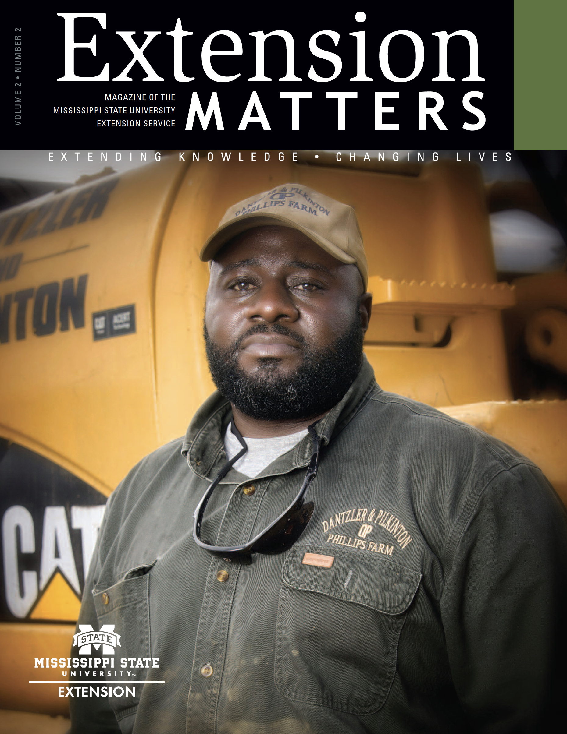 Extension Matters volume 2 number 2.