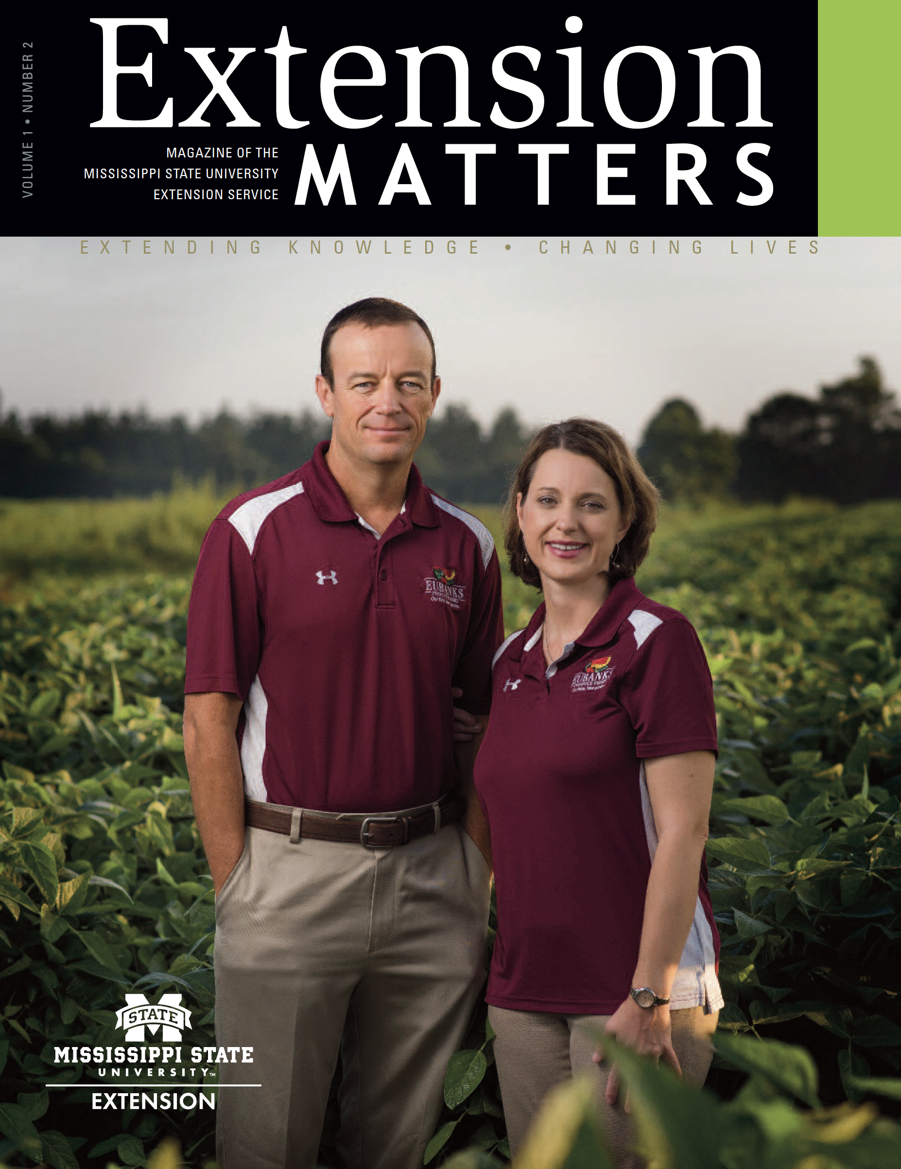 Extension Matters Volume 1 Number 2.