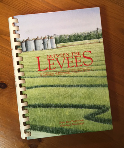 Between the Levees Cookbook