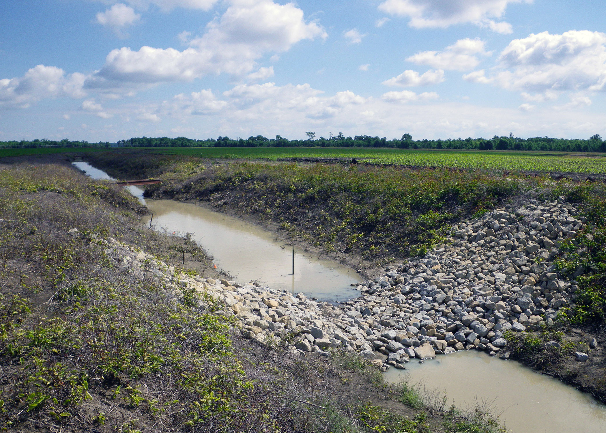 Water Quality Structures : State s water resources need care conservation