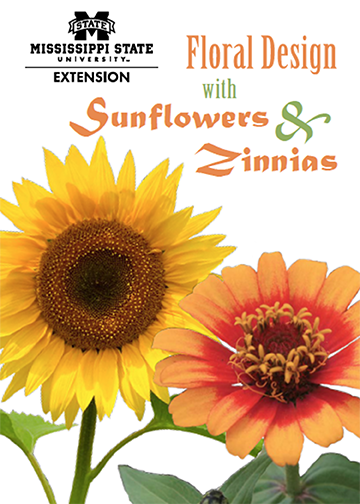 Floral Design With Flowers Zinnias Mississippi State University
