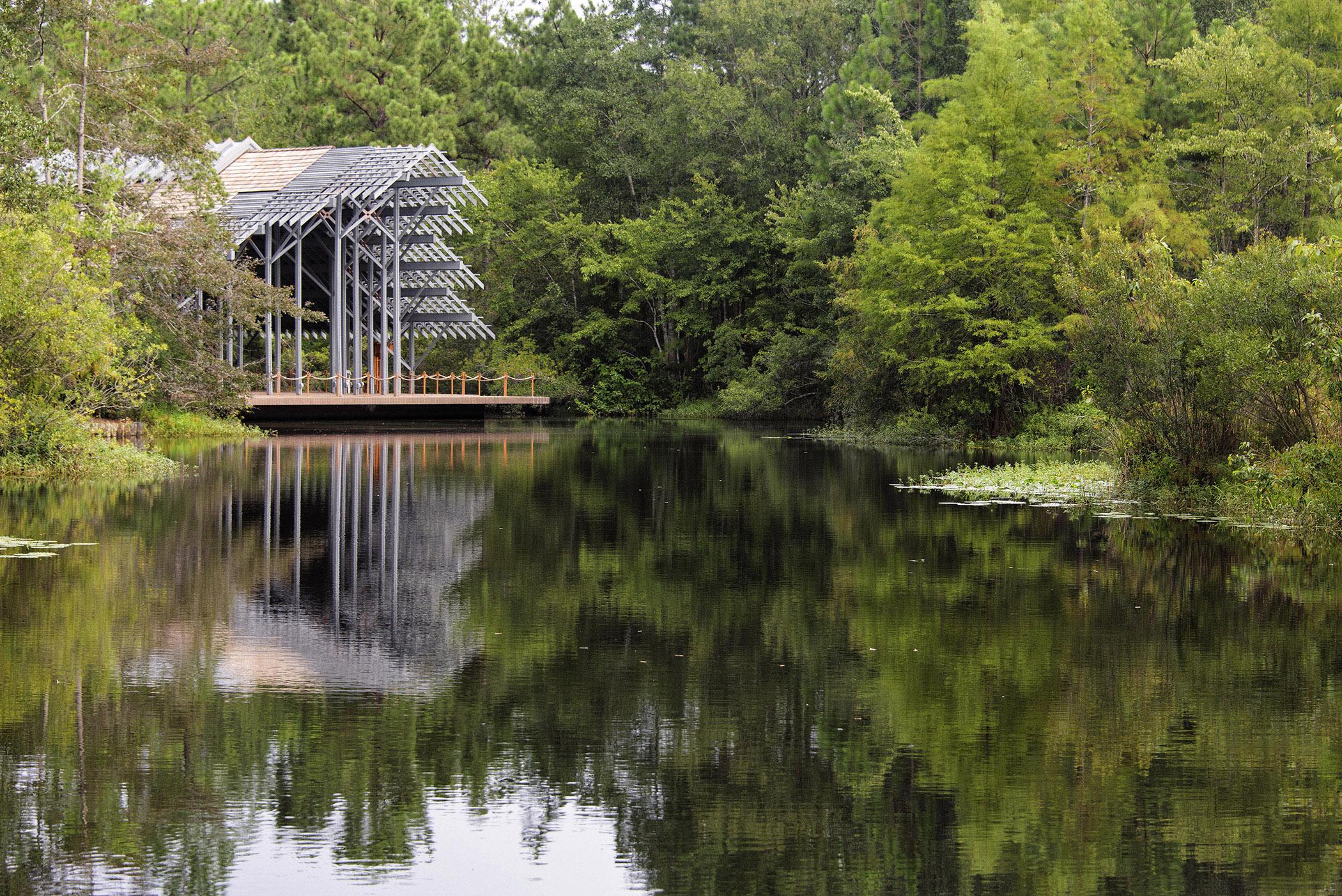 Crosby arboretum marks 20 year msu partnership - Garden state veterinary services ...