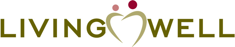 The Living Well logo