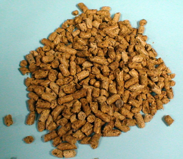 an image of soybean hull pellets