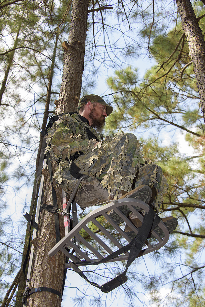 Staying Connected A Guide To Tree Stand Safety