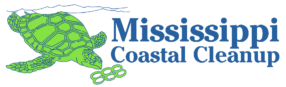 Mississippi Coastal Cleanup logo