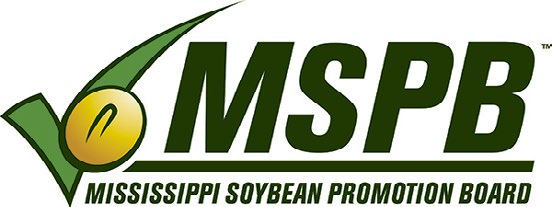Mississippi Soybean Promotion Board logo.