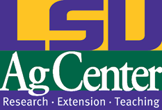 Louisiana State University AgCenter logo.