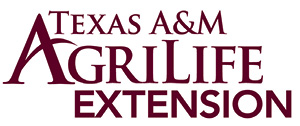 Texas A&M AgriLife Extension logo.