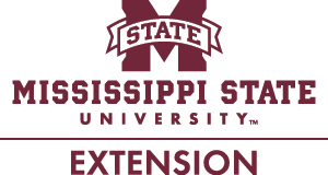 Mississippi State University Extension logo.