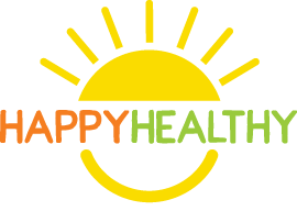 Happy Healthy logo.