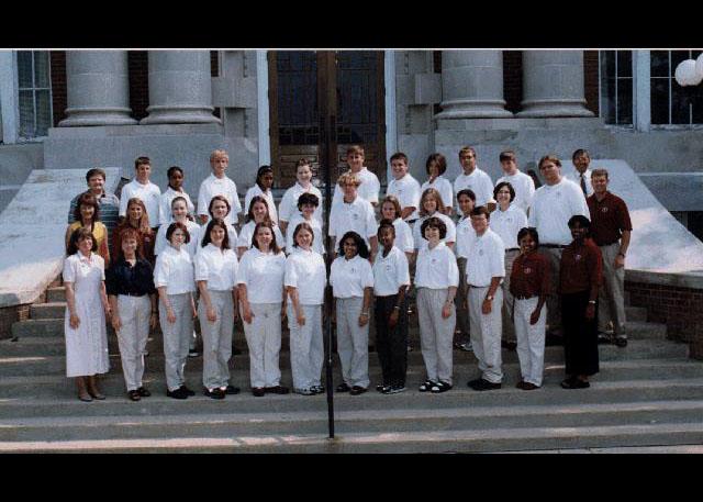 1999 RMS scholars