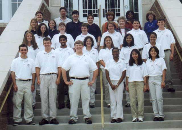 2000 RMS Scholars