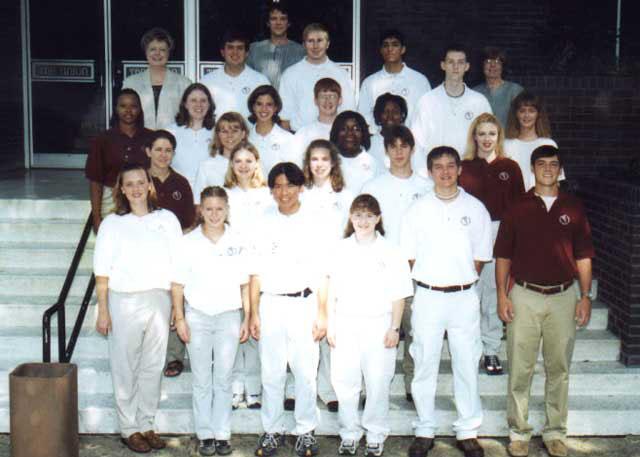2001 RMS Scholars
