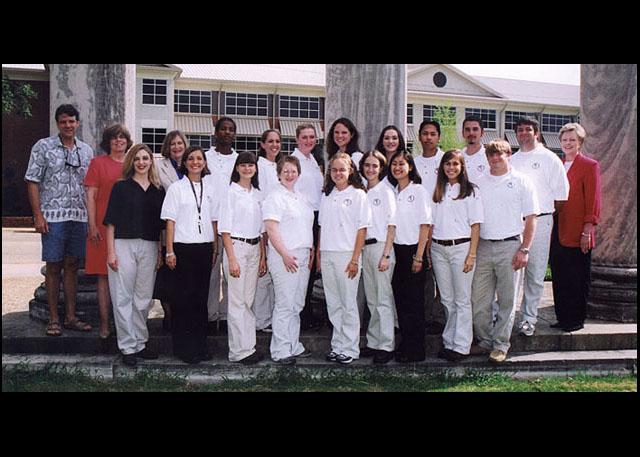 2002 RMS Scholars