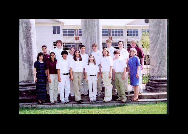 2003 RMS Scholars