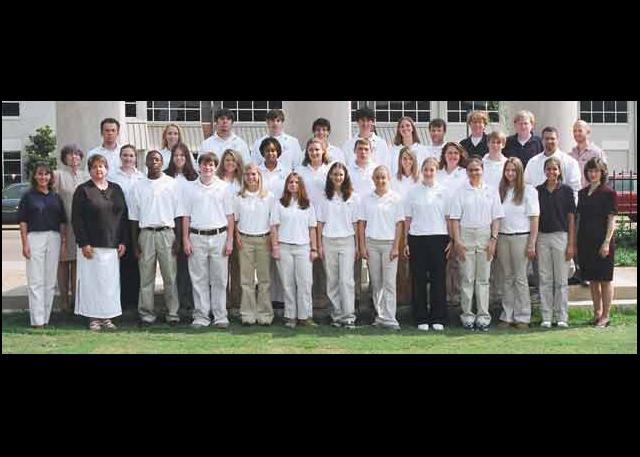 2004 RMS Scholars