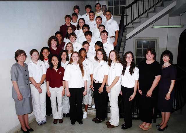 2005 RMS Scholars