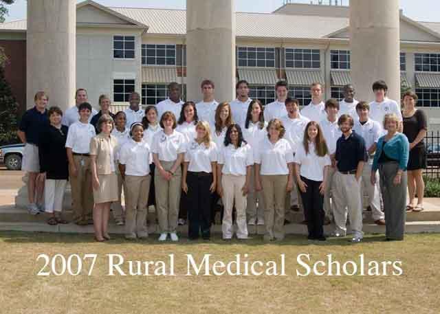 2007 RMS Scholars