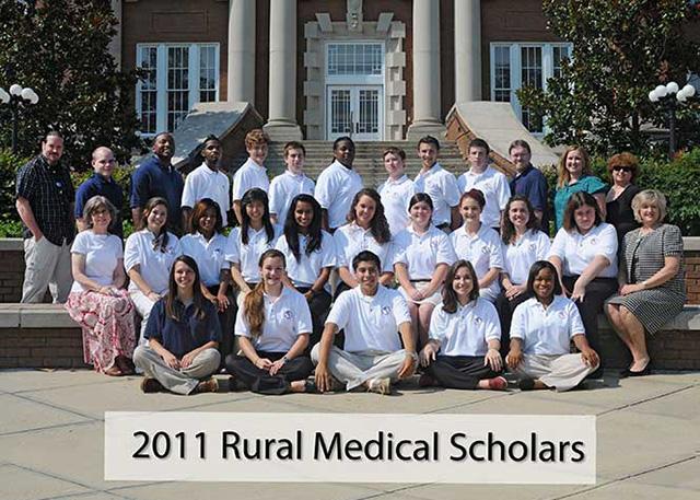 2011 RMS Scholars