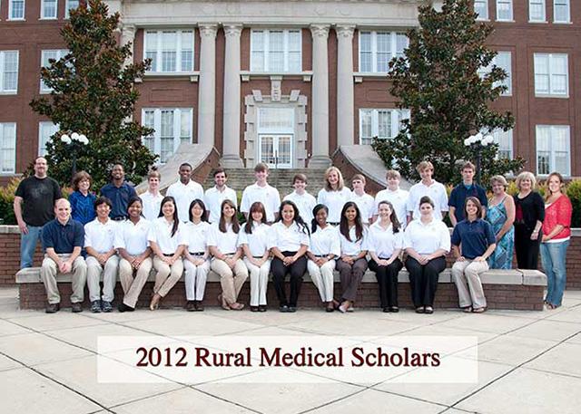 2012 RMS Scholars