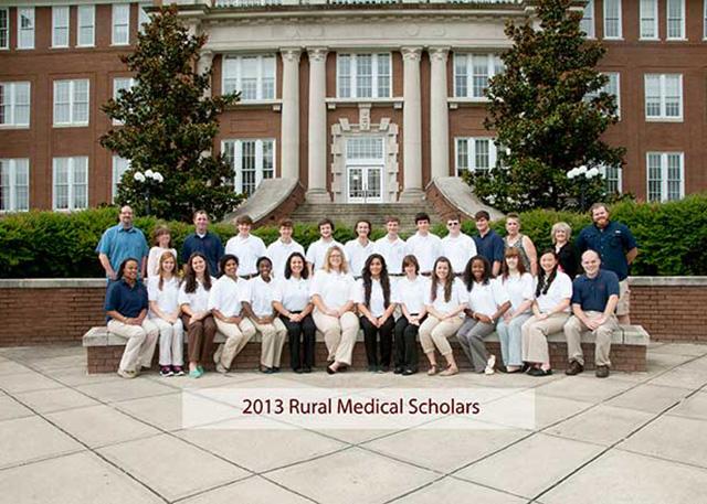2013 RMS Scholars