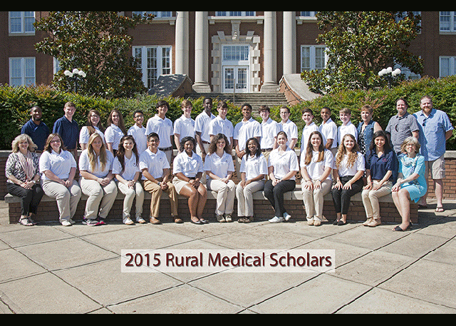 2015 RMS Scholars