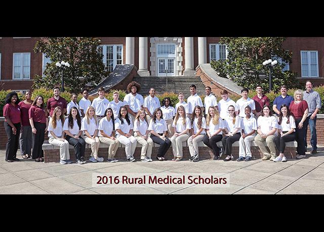 2016 RMS Scholars
