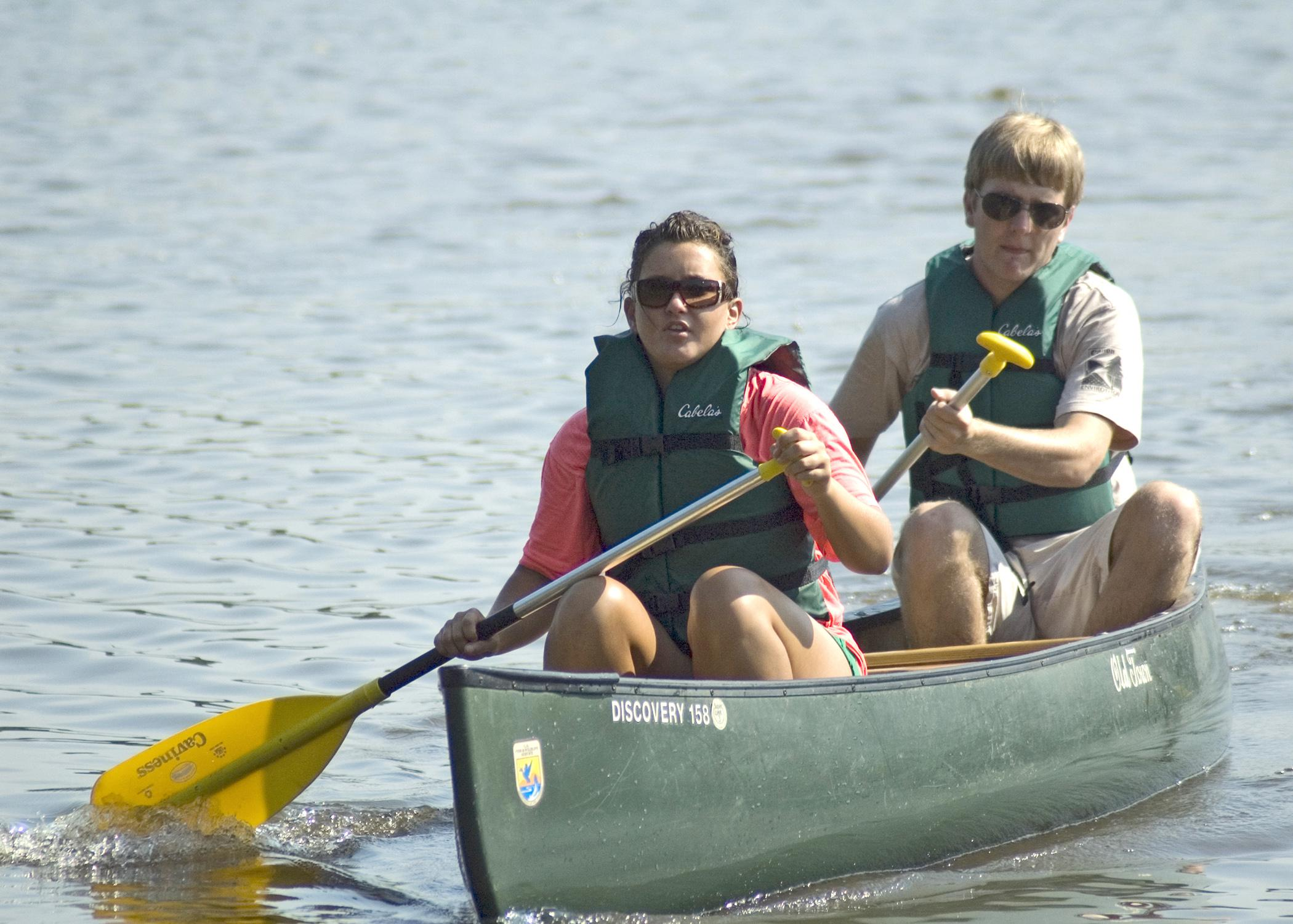 Before you go out on the water, make sure that your family and friends are fitted properly with lifejackets and that they keep them on at all times while in the boat. (File photo by MSU Ag Communications)